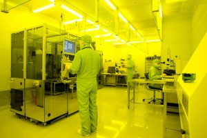Reinraum Labor