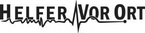 Schriftzug_Helfer_Vor_Ort_mit_EKG_Sinus